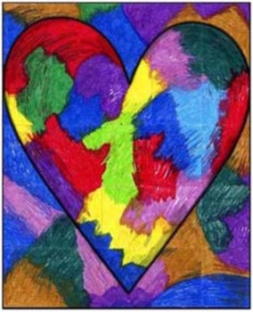 Ode to Jim Dine Mural