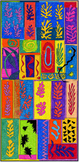 Ode to Matisse Mural