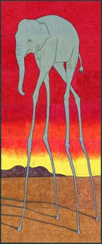 Ode to Salvador Dali Mural