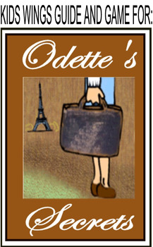 Odette's Secrets by Maryann Macdonald, A Holocaust Story
