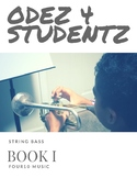 Odez 4 Students - Strings Book 1 - Double Bass
