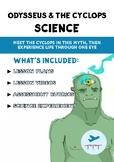Greek Mythology: Odysseus & The Cyclops - Science Activity