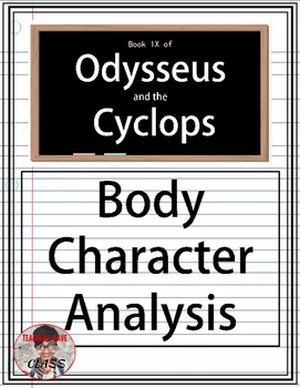 Odysseus and the Cyclops: Character Analysis