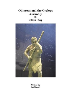 Odysseus and the Cyclops Class Play