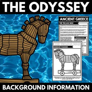 The Odyssey Novel Study Unit Background Information