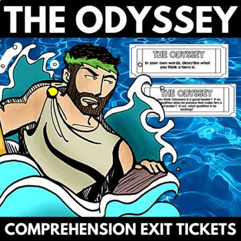 The Odyssey Novel Study Unit  Questions