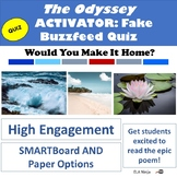 Odyssey Activity: Fake Buzzfeed Quiz: Would You Make It Home?