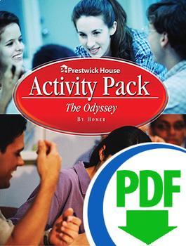 Odyssey Activity Pack
