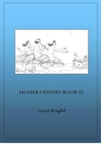 Odyssey Book 12 Quizzes & Questions - essays, bell ringer, warm-up, exit, review