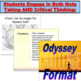Odyssey Challenge PowerPoint: Writing Project