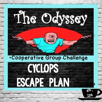 Odyssey:  Collaborative Activity-  Cyclops Escape Plan!