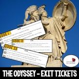 Odyssey - Exit Tickets / Comprehension Check