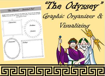 Odyssey Graphic Organizer