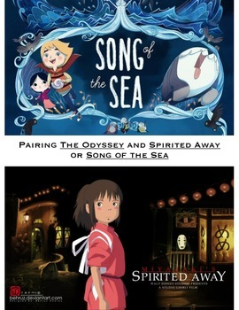Odyssey Movie Pairings Final Paper (Spirited Away AND Song of the Sea)