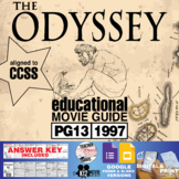 The Odyssey Movie Guide | Questions | Worksheet | Google F