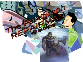 Odyssey Paragraph Repairman PowerPoint