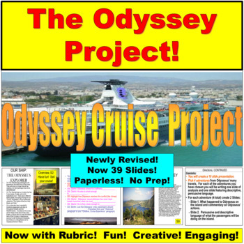 Odyssey PowerPoint Project