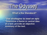 Odyssey Pre Reading Power Point