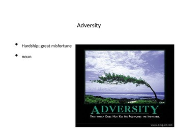 Odyssey Pt 1 Vocabulary PowerPoint Words, Definitions, Pictures, Parts of Speech