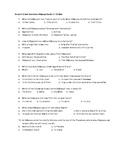 Odyssey Quiz Books 11-12: The Underworld, Sirens, Skylla/Charybdis and Helios
