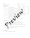 Odyssey Quiz Parts 1-2