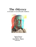 Odyssey Unit - Activities / Assesments on Oral / Mythic Tradition