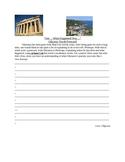 Odyssey Vocab Postcard