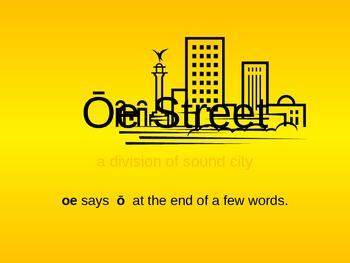 Oe Street (Sound City)