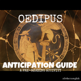 Oedipus Anticipation Guide