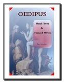 Oedipus Final Test & Timed Write