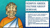 Oedipus - Greek Culture and Theatre Task