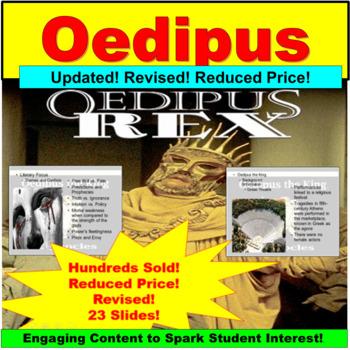Oedipus PPT