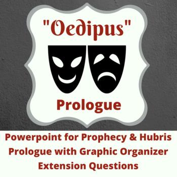 Oedipus Prologue