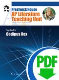 Oedipus Rex AP Teaching Unit