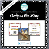 Oedipus the King Customizable Escape Room /  Breakout Game