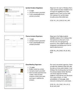 Oedipus Rex – Comprehension and Analysis Bundle