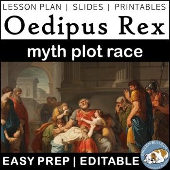 Oedipus Rex: Myth Plot Race