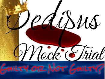 Oedipus Rex: Mock Trial