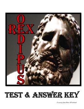 Oedipus Rex / Oedipus the King Test & Answer Key