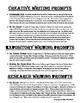Oedipus Rex / Oedipus King Writing Prompts