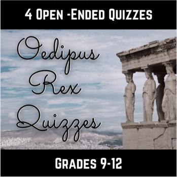 Oedipus Rex Quizzes