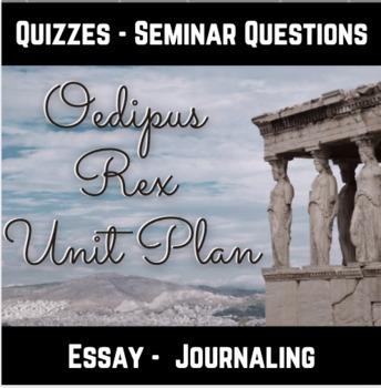 Oedipus Rex Unit Plan