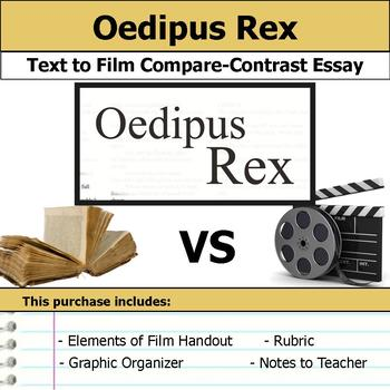 Cu Boulder Essay Oedipus Rex Or Oedipus The King  Text To Film Essay Reconstruction Essay also High School Senior Essay Oedipus Rex Or Oedipus The King  Text To Film Essay By S J Brull Example Of Good Narrative Essay