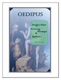 Oedipus Tragic Flaw Writing Prompt & Rubric