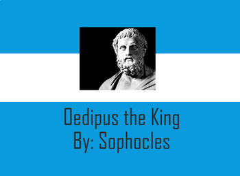 Oedipus and Tragedy
