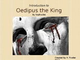 Oedipus the King Background Powerpoint