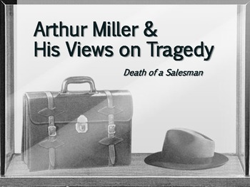 Oedipus the King & Death of a Salesman Tragedy Unit (27 Days) with Common Core