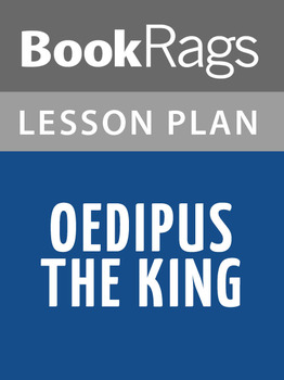 Oedipus the King Lesson Plans