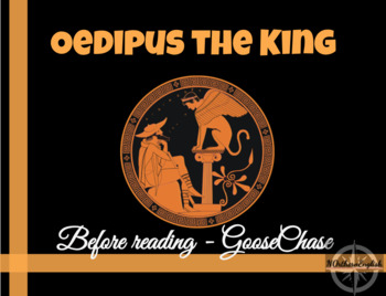 Oedipus the King - PreReading Goosechase Game