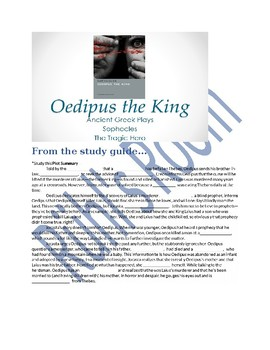 Oedipus the King and Greek Theater